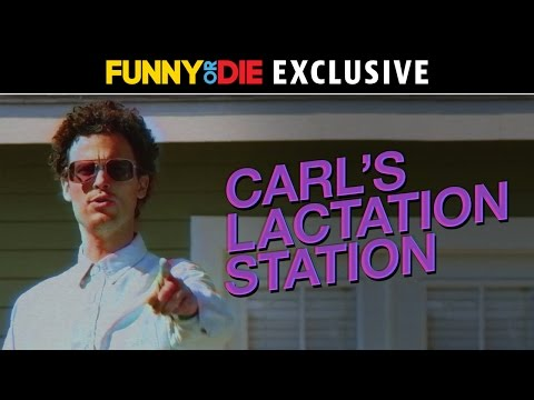 Carl's Lactation Station With Matthew Gray Gubler video
