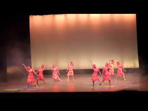 Philippine Folk Dance - Macau International Youth Dance Festival 2012