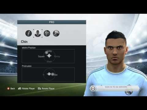 FIFA 14   How to make your Virtual Pro look like Cristiano Ronaldo - NEW EDITION!