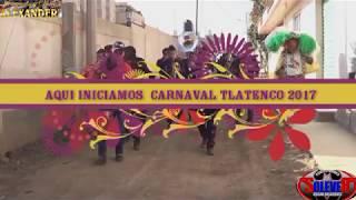 Carnaval San Antonio Tlatenco 1ra Parte