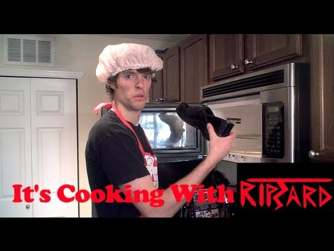 Cooking Show - Cooking With Ramen! (How to Survive College)