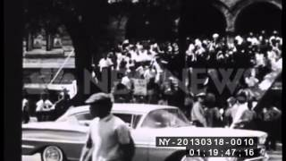 Riots and Protests 1960s - www.NBCUniversalArchives.com