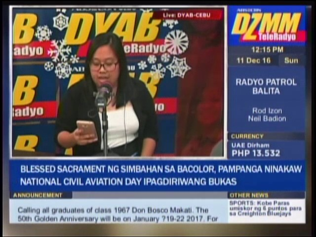 Cebu's Osmeña, Rama take drug test