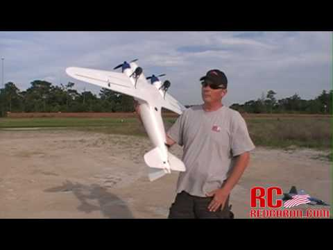 Dynam SkyBus Twin Brushless RC RTF Plane - MAIDEN FLIGHT VIDEO