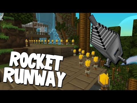 Minecraft - Mission To Mars - Rocket Runway! [23]