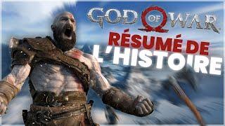 God of War 4 : Résumé de l'histoire (SPOILERS)