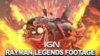 Rayman Legends_ Castle Rock Footage