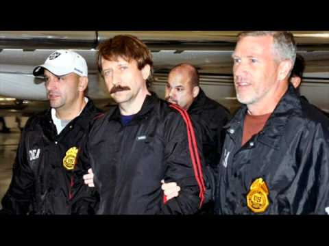 Viktor Bout Sentenced, Former Arms Dealer To Get 25 Years In Terror Case