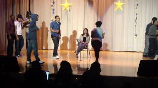 "Talent Show ""Let me Holla"""