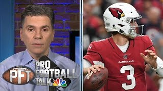 Arizona Cardinals continue to keep Josh Rosen in the dark | Pro Football Talk | NBC Sports