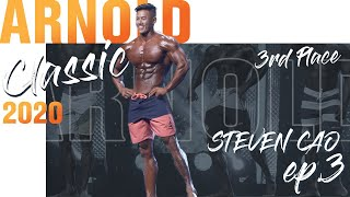 Arnold Classic 2020: UNBOXED | Steven Cao- Recap & What My Flex Diet Looks Like
