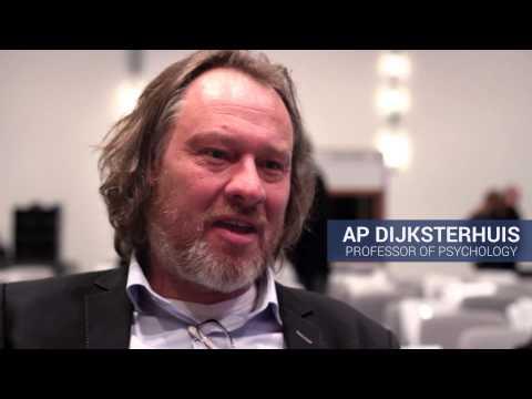 European Health & Fitness Forum 2015 - Prof. Ap Dijksterhuis interview