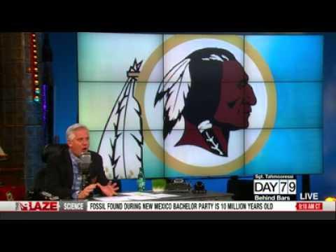 Glenn Beck: Washington Redskins Trademark