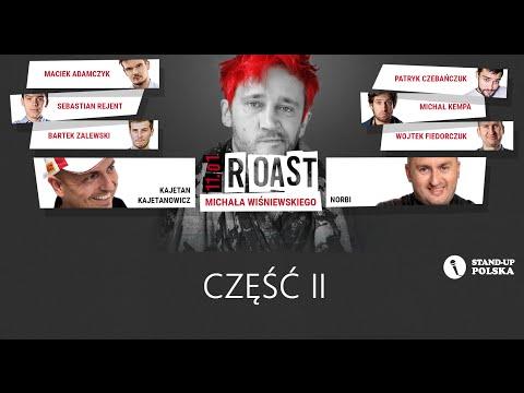 Roast Michała Wiśniewskiego (2/2) - V Urodziny Stand-up Polska