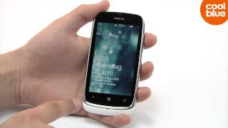 Nokia Lumia 610 White review en unboxing (NL/BE)