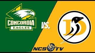 Concordia-Irvine vs Dominican University Men's Lacrosse LIVE 10/13/18