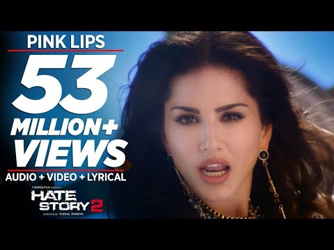 Pink Lips Full Video Song | Sunny Leone | Hate Story 2 | Meet Bros Anjjan Feat Khushboo Grewal Music Videos