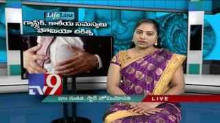 Gastric and Liver problems - Homeopathic Treatment - Life Line - TV9