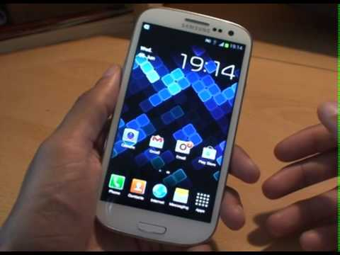 A Week On..Hands On Review of Samsung Galaxy S3 (SIII. i9300)