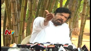 Posani Krishna Murali Reacts on #NandiAwardsControversy LIVE || Press Meet