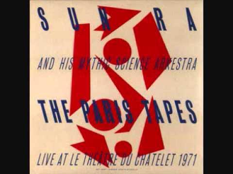 "Sun Ra  ""Somebody Else´s Idea ""  The Paris Tapes 1971"