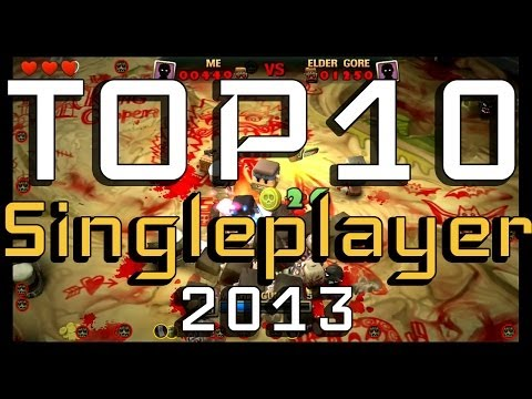 TOP 10 OUYA Singleplayer Games 2013 - Day of the OUYA TV