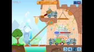 Wheely 6: Fairytale - Walkthrough all levels 3 stars