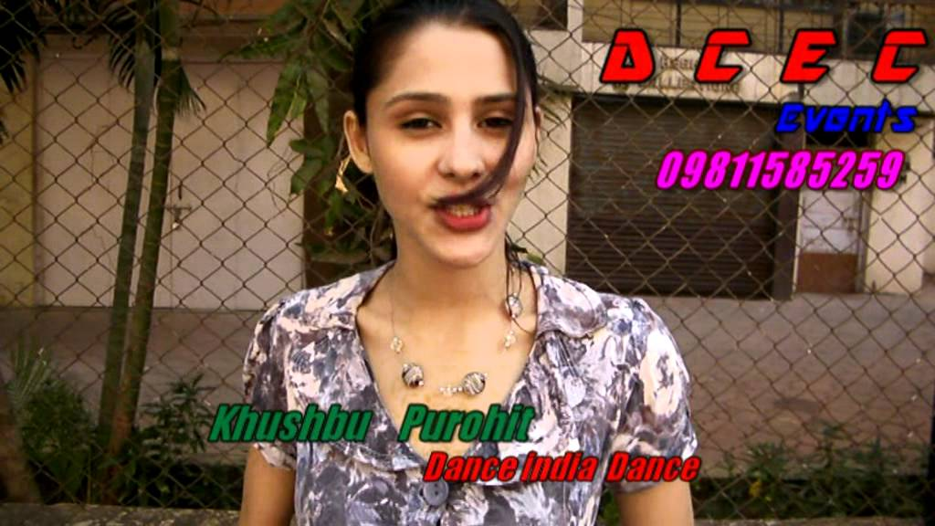 DCEC EVENTs with khushbu Purohit frm Danc India Dance - YouTube