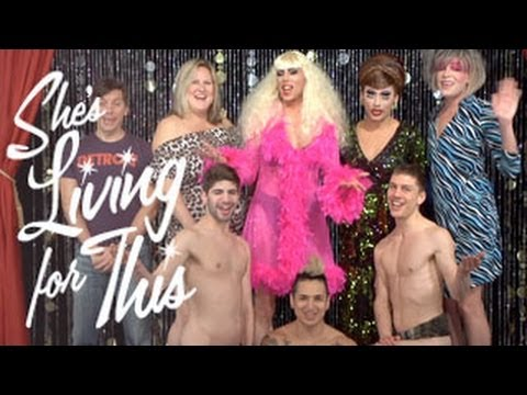 She's Living for This: Starring Sherry Vine featuring Bianca Del Rio (105) (HD)