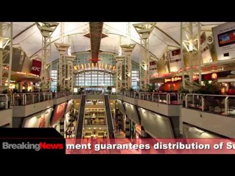 2013 - BreakingNews: Pretoria, the fourth Superga store opens in South Africa