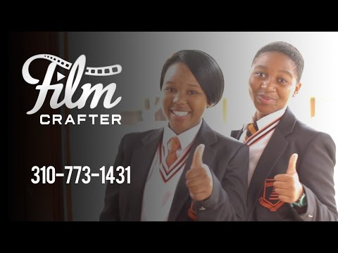The first eLearning School in South Africa by FilmCrafter