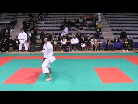 karate italian open 2014 kata senior final male