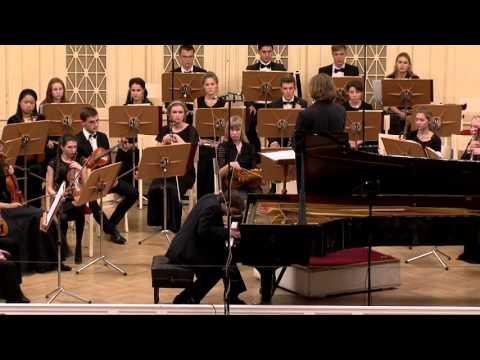 Чайковский Пётр Ильич - Концертная фантазия для фортепиано с оркестром соль мажор