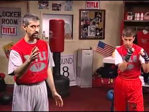 YouTube          boxing footwork training Image 1