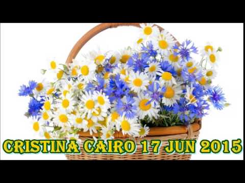 Cristina Cairo 17 jun 2015