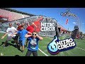EPIC Dirtbike vs ATV vs Snowmobile Nitro Circus Adventure!!