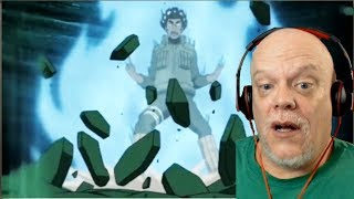 "REACTION VIDEO | ""Shippuden"" Clips - Is Gai Really Gonna Open The 8th Gate?!"