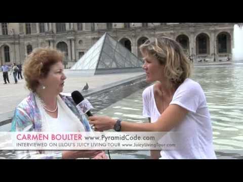 Dr Carmen Boulter PYRAMIDS: their code, secrets & advanced technology