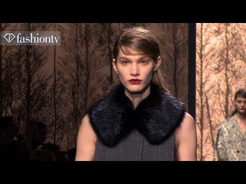Marni Fall/Winter 2013-14 FIRST LOOK | Milan Fashion Week MFW | FashionTV