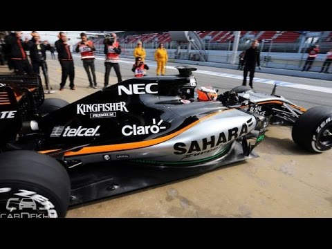 Aston Martin to Return to Formula One, Talks with Force India On