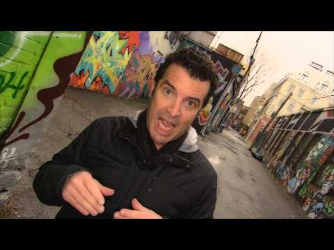 Rick Mercer thinks plastic money is stupid