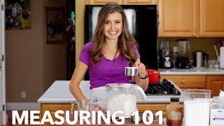 How To Measure Ingredients (Dry and Wet)