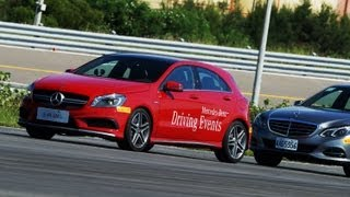M.Benz Driving Events A45 AMG
