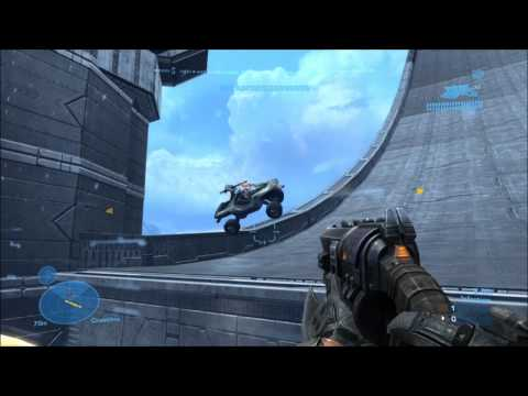 Halo Reach Map of the Week #54 - Jump Rope