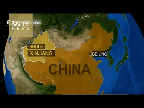 Six attackers were killed by police in NW China's Xinjiang