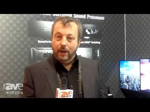 ISE 2016: Steinway Lyngdorf Presents P200 Surround Sound Processor