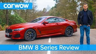 BMW 8 Series 2019 in-depth review | carwow Reviews