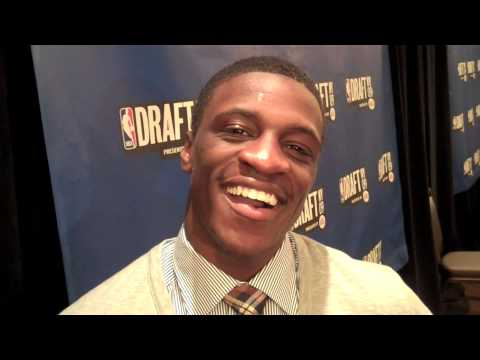 Terrence Williams Behind the Scenes Flip Cam Videos From the 2009 NBA Draft Video