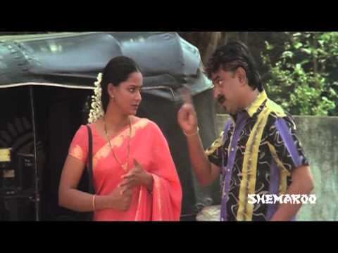 Manchi Mitrulu Comedy Scenes - Murali trying to flirt with Asha...