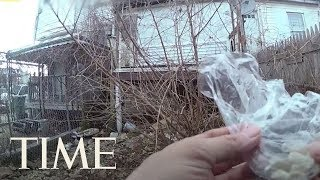 Baltimore Cop Suspended After Body Camera Video Shows Him Planting Drugs On A Property   TIME